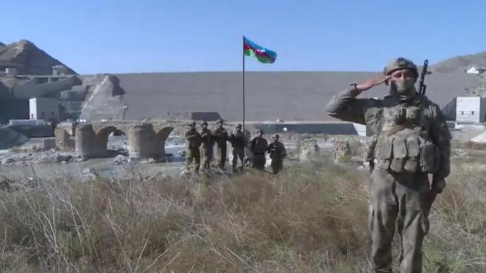 9298698 1645 926 39 4 - أذربيجان تواصل عملياتها لتحرير أراضيها من الاحتلال الأرميني