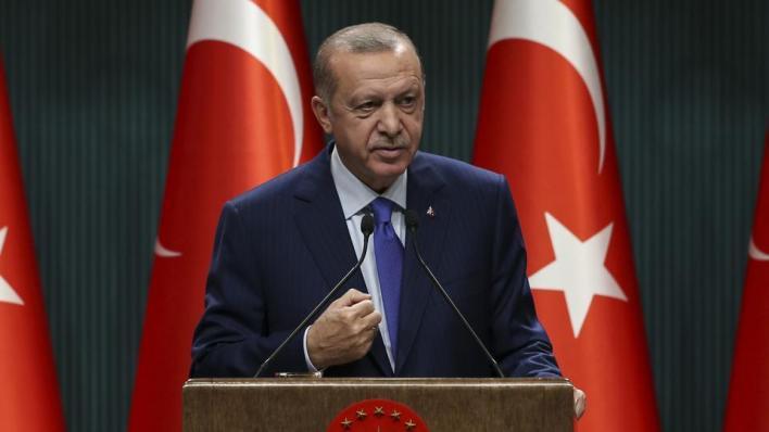 أردوغان:أي شخص عاقل يقرّ بأن تركيا تخرج من الأزمات بشكل أقوى رغم بعض المشاكل التي تواجهها