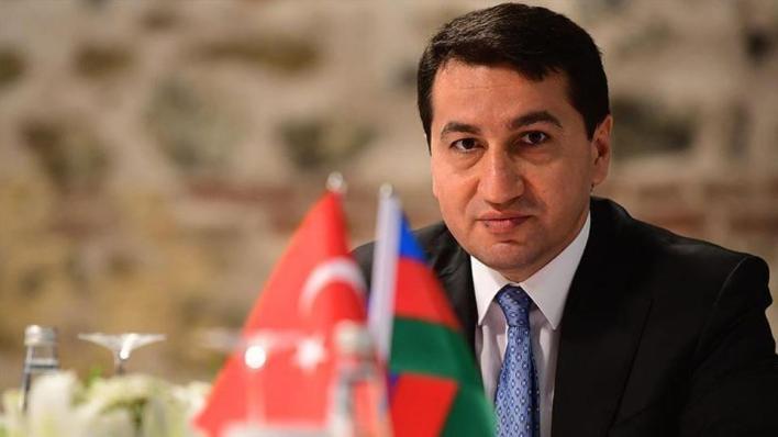 نائب الرئيس الأذربيجاني حكمت حاجييف يقول إن أرمينيا لا تحترم المبادرات الدبلوماسية للمجتمع الدولي