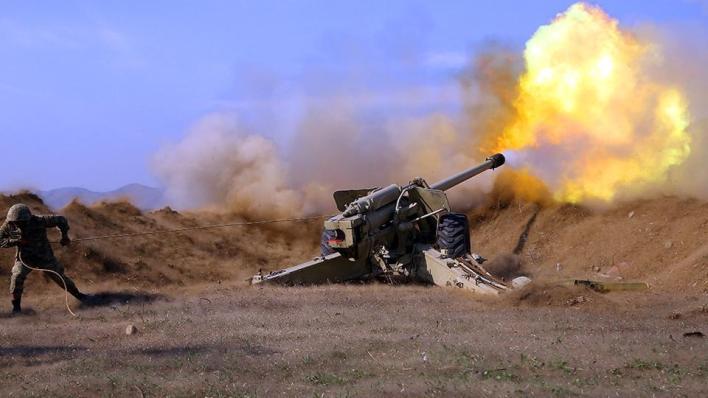 9327679 989 557 4 54 - على أرمينيا إنهاء احتلالها أراضي أذربيجان لإحلال السلام