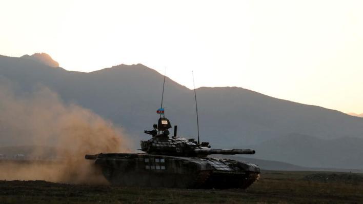أذربيجان تواصل تصدّيها للهجمات الأرمينية في عدة جبهات
