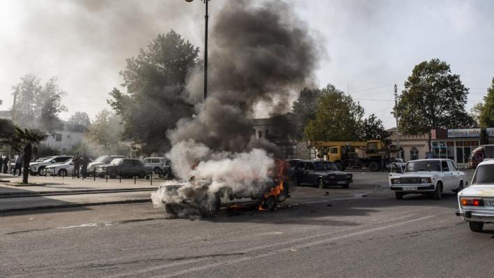 """9382769 3960 2230 3 436 - ارتفاع عدد ضحايا قصف أرمينيا على بردة إلى 21 وتركيا تصف الهجوم بـ""""الوحشي"""""""