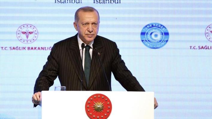 الرئيس التركي يقول إن بلاده سخرت طاقاتها كافة لإنجاز عمليات البحث وإنقاذ ضحايا الزلزال