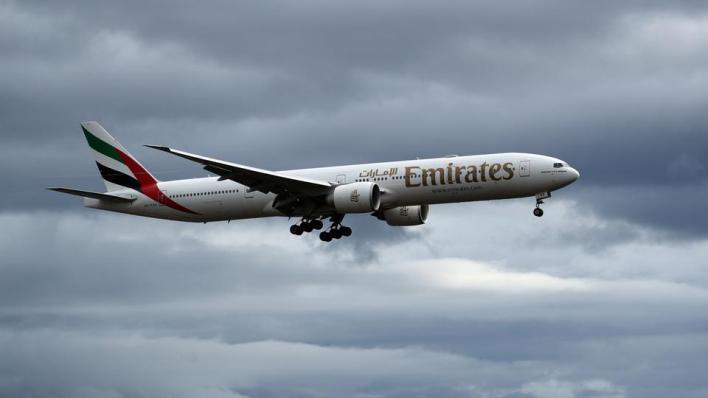 خسر طيران الإمارات 3.8 مليار دولار خلال 6 أشهر