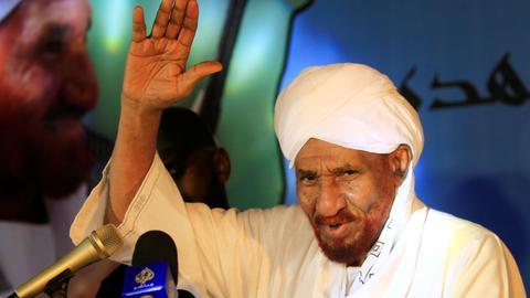 1558546 3466 1951 3 15 - رحيل أعرق السياسيين السودانيين في أشد ظروف السودان حرجاً