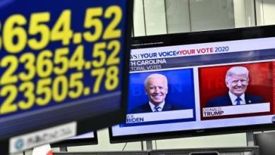 صورة انتخابات الرئاسة الأمريكية.. تصريحات متضاربة لحملتَي بايدن وترمب