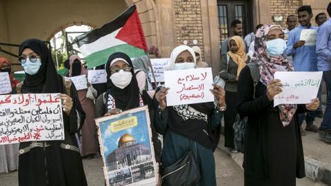 1604761873 9393016 3920 2207 3 137 - السودان.. أحزاب وتكتلات توقّع ميثاقاً شعبياً لمقاومة التطبيع