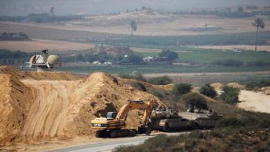 """صورة إسرائيل تصادق على بناء مستوطنة جديدة قرب """"غزة"""""""