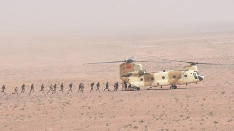 1605304127 9536604 1186 668 4 3 - الجيش المغربي يُؤمّن معبر الكركرات وغوتيريش يتعهد بالوساطة