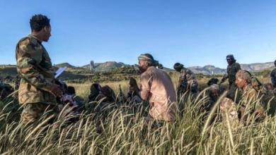 صورة إثيوبيا تتهم قوات تيغراي بإطلاق صواريخ على منطقة أمهرة المجاورة