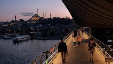 صورة للحد من تفشي كورونا.. أردوغان يعلن حظر تجول جزئياً نهاية الأسبوع