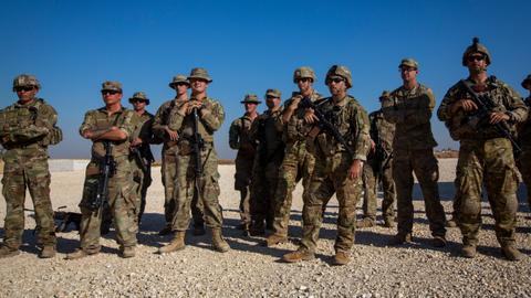 1605717444 5899464 4812 2710 24 425 - وسط تخوفات محلية ودولية.. واشنطن تعتزم خفض عدد قواتها في العراق وأفغانستان