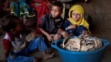 صورة في يوم الطفل العالمي.. منظمة حقوقية تعلن مقتل 5700 طفل في اليمن بسبب الحرب