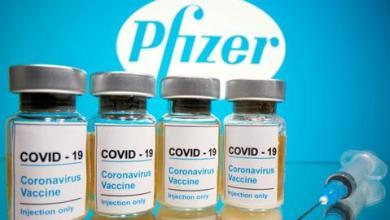 """صورة """"فايزر"""" تطلب الاستخدام الطارئ للقاح كوفيد-19 في الولايات المتحدة"""