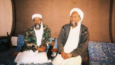"""صورة أنباء عن وفاة زعيم القاعدة """"أيمن الظواهري"""" في أفغانستان"""