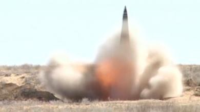 صورة أرمينيا استخدمت صواريخ قادرة على حمل رؤوس نووية ضد أذربيجان