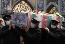 صورة إيران تُشيع فخري زاده وتُقر رفع نسبة تخصيب اليورانيوم إلى 20 %