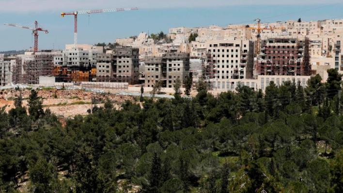 3177013 4062 2288 3 3 - إسرائيل تصادق على بناء 108 وحدات استيطانية في القدس