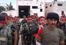 صورة ميليشيات إيران تواصل تعزيز مواقعها في البادية السورية