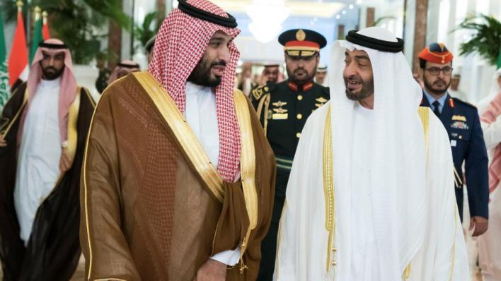 """5422376 4158 2341 24 124 - تقييم """"سري"""" إماراتي لابن سلمان.. كيف تنظر أبو ظبي إلى ولي العهد السعودي؟"""