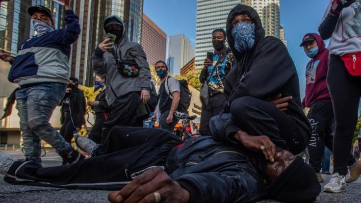 8096236 5644 3178 5 100 - خلال مراجعة بالأمم المتحدة.. انتقادات لأمريكا على وحشية الشرطة والعنصرية