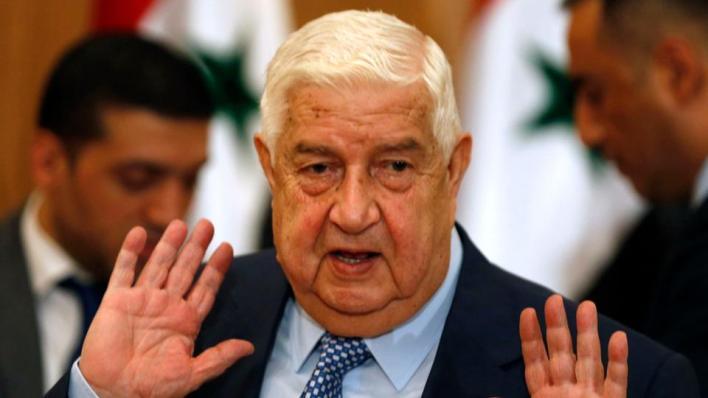 8261809 3588 2020 28 66 - وفاة وزير خارجية النظام السوري وليد المعلم