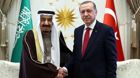 867676 854 481 4 2 - الخطوة السعودية نحو تركيا.. هل هي بداية تموضع جديد؟