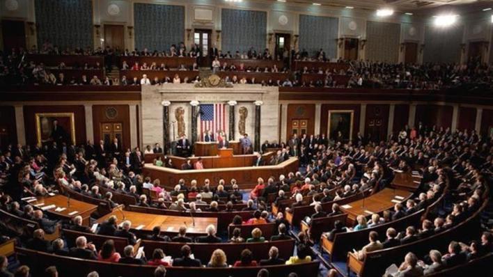 حصل الجمهوريون على 73 مقعداً بمجلس النواب مقابل 54 للديمقراطيين
