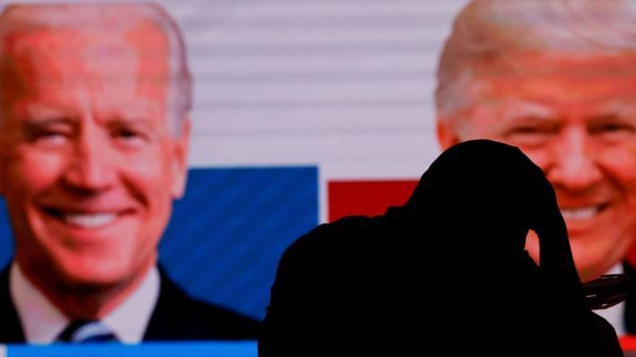 يعد بايدن قوياً جداً في الولايات التي سارت لصالحه، كما أن ترمب قوي في الولايات التي فاز بها