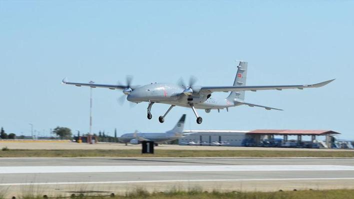 نجحت طائرة أقنجي محلية الصنع لأول مرة في تنفيذ إقلاع وهبوط ذاتي بالكامل