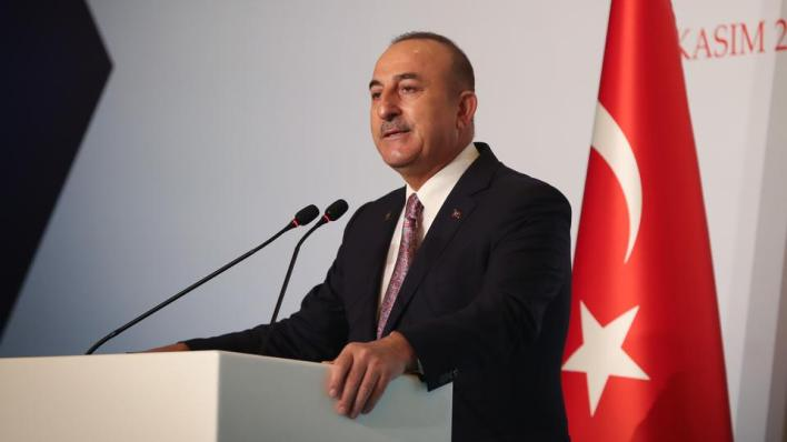 جاوش أوغلو أكد أن تركياحرصت على أن يكون الاتحاد الأوروبي ناجحاً وتكاملياً لا تمييزياً