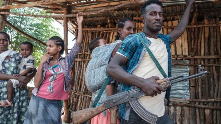 قبل وصول آبي أحمد إلى السلطة في إثيوبيا عام 2019 كانت السيطرة الكاملة فيها للجبهة الشعبية لتحرير تيغراي