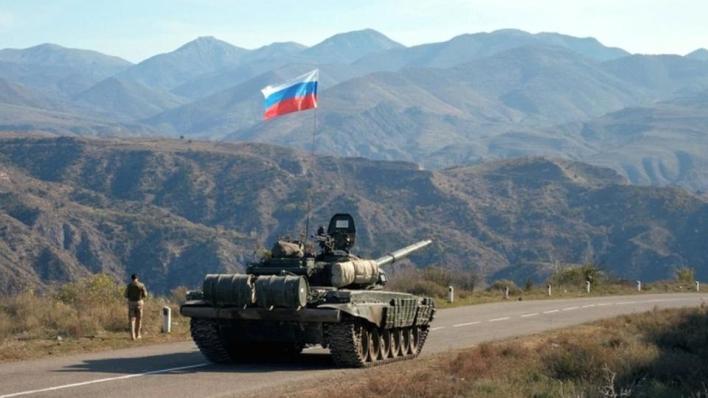 9517771 1012 570 5 2 - قوات السلام الروسية تصل قره باغ وصحيفة فرنسية تتهم باريس بالفشل في الملف