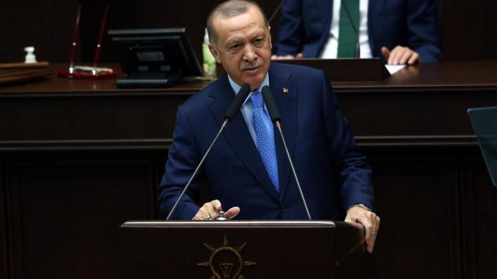 أردوغان: بفضل آليات صنع القرار الفعالة سنعزز استقرار الاقتصاد الكلي من خلال زيادة التناغم بين السياسات النقدية والمالية وسياسات التمويل