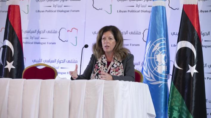 ويليامز: خارطة الطريق تمهد لانتخابات بليبيا خلال 18 شهراً
