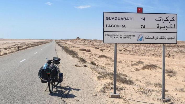 يعدّ المغرب معبر الكركرات حيوياً للتبادل التجاري مع إفريقيا جنوب الصحراء