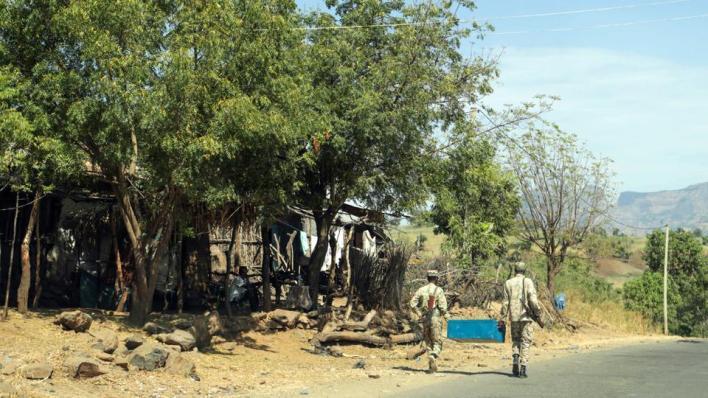 النزاع بين الجبهة الشعبية في إقليم تيغراي والحكومة الإثيوبية تزداد حدته بعد تبني الجبهة هجوماً صاروخياً