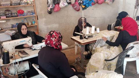 9554316 4578 2578 23 446 - الورشات الصغيرة في الشمال السوري.. خيار الأهالي للبقاء وتحدي ظروف الحرب