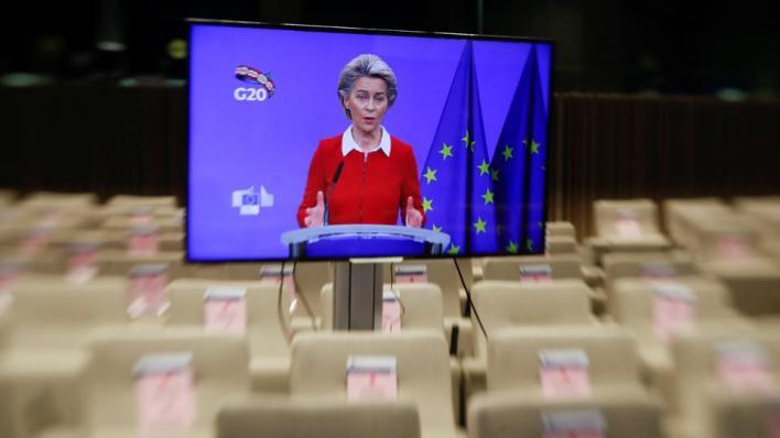 الاتحاد الأوروبي يشدد على أن قمة العشرين ليست حدثاً ثنائياً مع السعودية وإنما قمة متعددة الأطراف