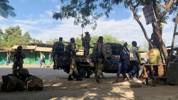 """9585885 3991 2247 36 104 - تيغراي.. الحكومة الإثيوبية تسيطر على مدينتين والمتمردون يقصفون """"أمهرة"""""""