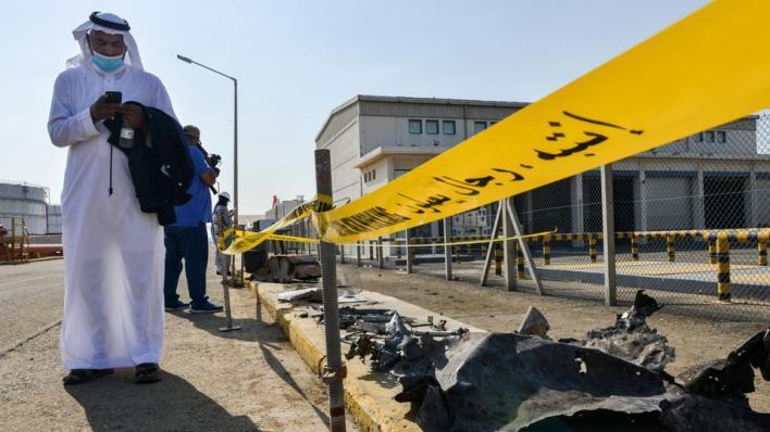 9616478 6673 3758 27 181 - السعودية تشكو الحوثيين لمجلس الأمن عقب هجوم على محطة لأرامكو بجدة