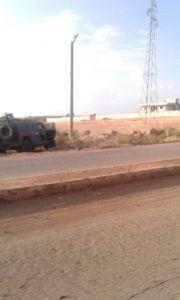 EmoJhTPXYAEGVjd - انفجار عبوة ناسفة بعربة عسكرية روسية في ريف درعا