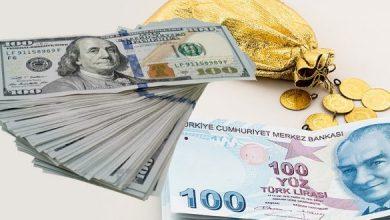 صورة ارتفاع سعر الدولار الأمريكي مقابل الليرة التركية