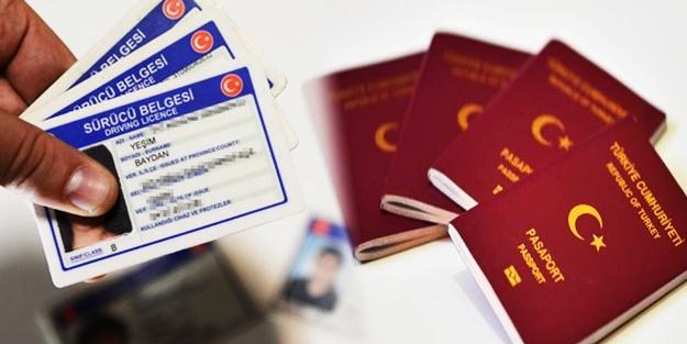 رخصة القيادة في تركيا