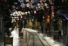 صورة حظر التجول في تركيا 28-29 تشرين الثاني/نوفمبر 2020
