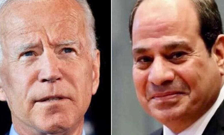 حة - الولايات المتحدة ومصر في حقبة ما بعد ترامب