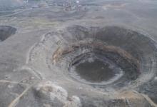 صورة بالصور.. أخدود تشيرالي العملاق المتشكل قبل الميلاد يواصل انهياره