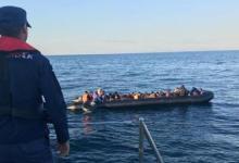 صورة تركيا تفند مزاعم تتعلق بمهاجرين في مياه اليونان الإقليمية