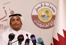 """صورة """"لا علاقة له بالتطبيع"""".. وزير خارجية قطر يؤكد تحرُّكاً لحل أزمة الخليج"""