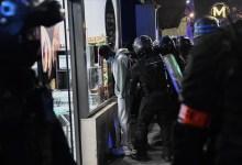 """صورة """"الاتحاد الدولي"""": اعتداءات شرطة فرنسا على الصحفيين """"فضيحة"""""""